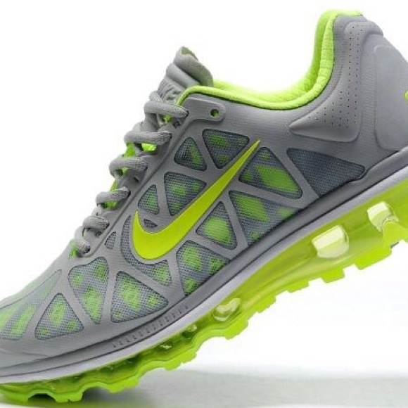 womens nike air max 2011 netty Nike Shoes | Air Max 2011 Netty Green Grey 85 | Poshmark